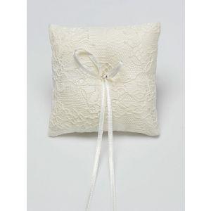 Bianco Evento K5 Swarovski Ring Cushion