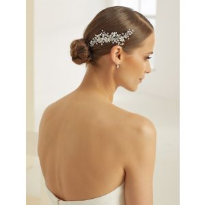 Bianco Evento 393 Pearl Hairpins