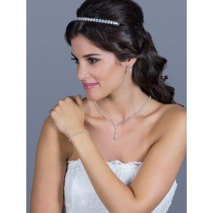 G. Westerleigh BR0533 Bridal Bracelet