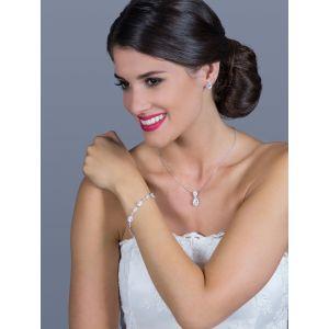 G. Westerleigh BR208 Bridal Bracelet