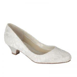 Paradox London Pink Bon Bon Wedding Shoe