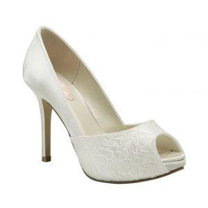 Paradox London Pink Fancy Wedding Shoe