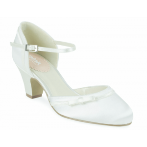 Paradox London Pink Buttercup Wedding Shoe
