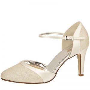 Rainbow Club Caroline Bridal Shoes