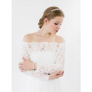 Abrazi K1SP-12-650-OS Bridal Necklace