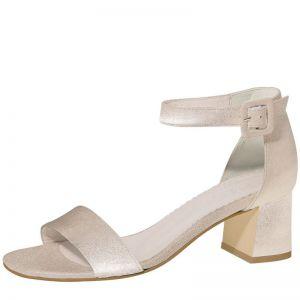 Fiarucci Bridal Dilara Rose-Gold Bridal Shoes