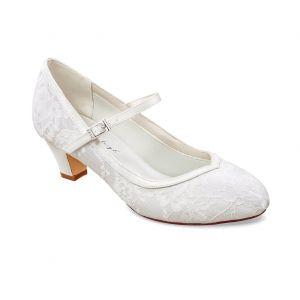 G. Westerleigh Flora Bridal Shoes