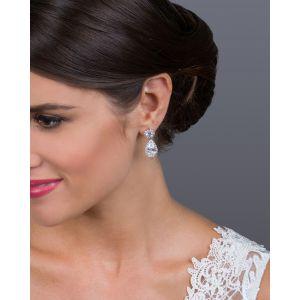 G. Westerleigh EG0987 Bridal Earrings