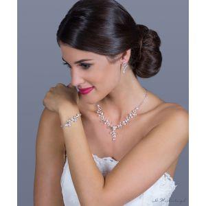G. Westerleigh Bridal Jewellery Set NS1-6005