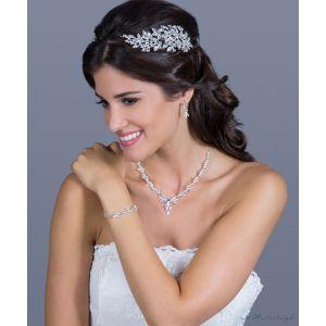 G. Westerleigh NS1-8686 Bridal Jewellery Set