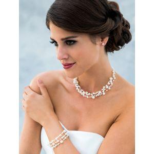 G. Westerleigh HS-J07 Bridal Jewellery Set
