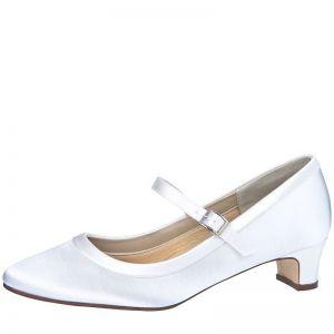 Rainbow Club Wedding Shoe Larissa White