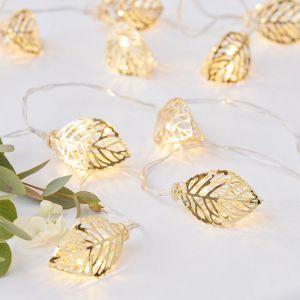 Ginger Ray GO-141 Gold Vine String Lights