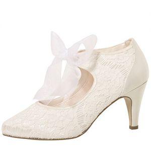 Rainbow Club Lisbeth Bridal Shoes