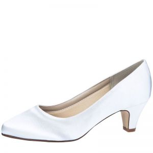 Rainbow Club Wedding shoe Megan White
