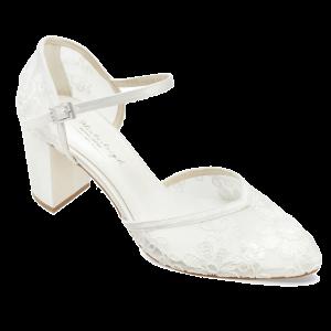 G. Westerleigh Miriam Bridal Shoes