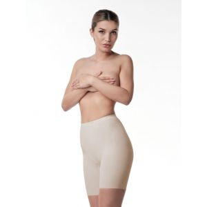 Poirier MP-55 Mid Waist Short Nude