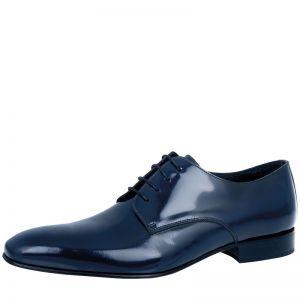 Mr. Fiarucci Nick Blue Wedding Shoes Men