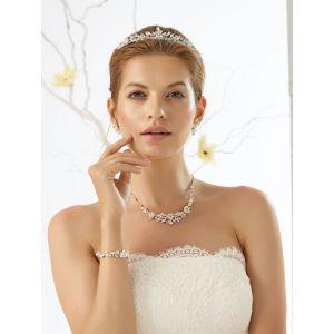 Bianco Evento N27/N28 Bridal Jewellery Set
