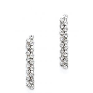 Abrazi O6-DK Bridal Earrings