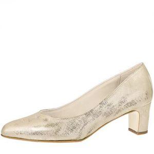 Fiarucci Bridal Palma Champagne Gold Bridal Shoes