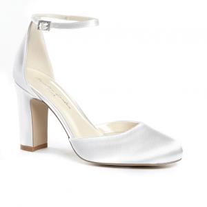 Paradox London Pink Celina Wedding Shoe