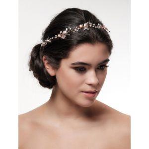Poirier BB-8578 Hair Vine Rose Gold
