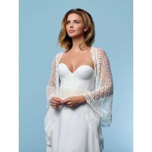 Poirier S157 Knitted Stole