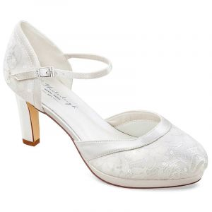 G. Westerleigh Regina Bridal Shoes