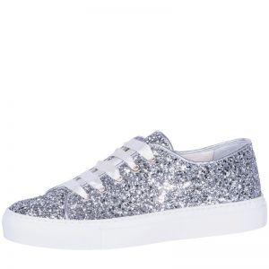 Fiarucci Bridal Suzan Silver Bridal Sneakers