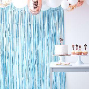 Ginger Ray TW-805 Twinkle Twinkle Blue Backdrop
