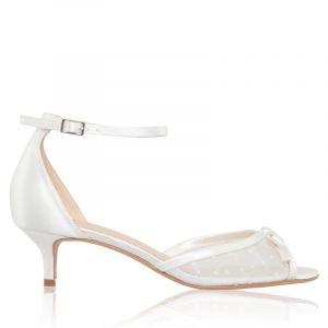 The Perfect Bridal Company Eadie Wedding Shoes