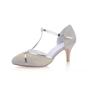 G. Westerleigh Wedding Shoes Zara Champagne
