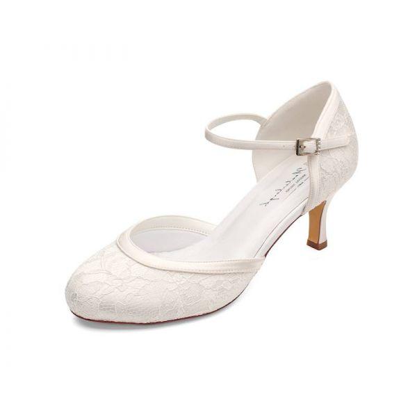 G. Westerleigh Daisy Bridal Shoes