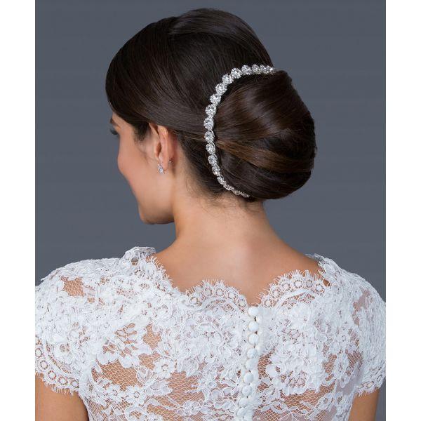 G. Westerleigh Bridal Headband HS-J3766AS