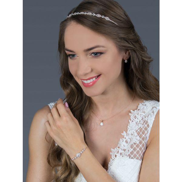 G. Westerleigh H0921RG Bridal Bracelet