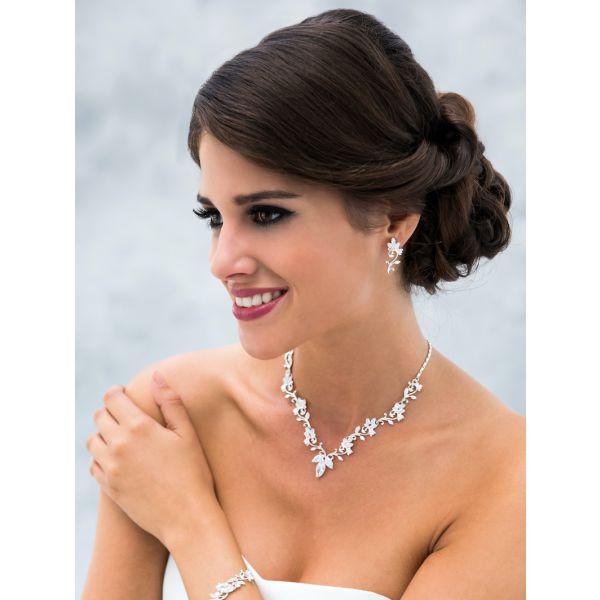 G. Westerleigh NS2-4188 Bridal Jewellery Set